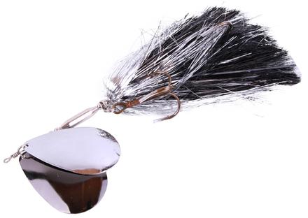 Mega Twin Spinner, een topper voor het vissen op grote snoek (keuze uit 3 opties)