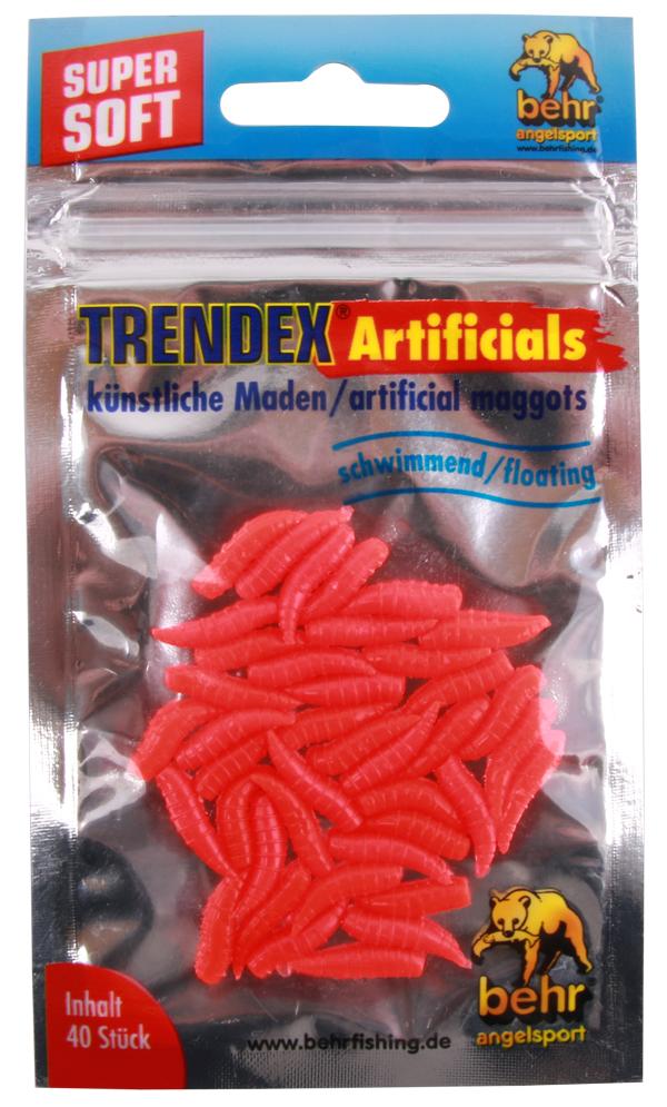 Behr Trendex Imitatie Maden (keuze uit 7 opties) - Fluo Red