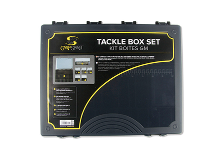 Carp Spirit Tackle Box Set