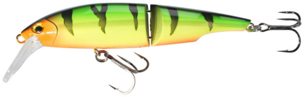 Sébile Swingtail Minnow Floating (Keuze uit 4 opties) - Fire Tiger Gold