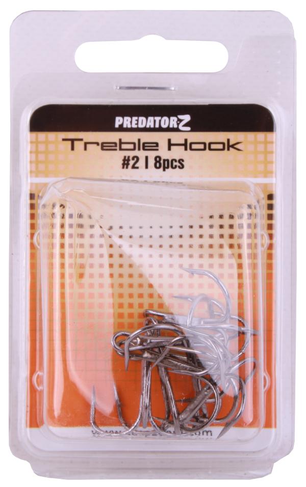 Predator-Z Treble Hook (keuze uit 8 opties)