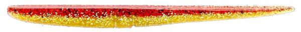 Lunker City Slug-Go 4,5'', 10 stuks! (keuze uit 23 opties) - Red Gold
