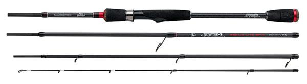 Fox Rage Prism Travel Spin Rod (keuze uit 3 opties) - Medium Lite 210cm 3-14g
