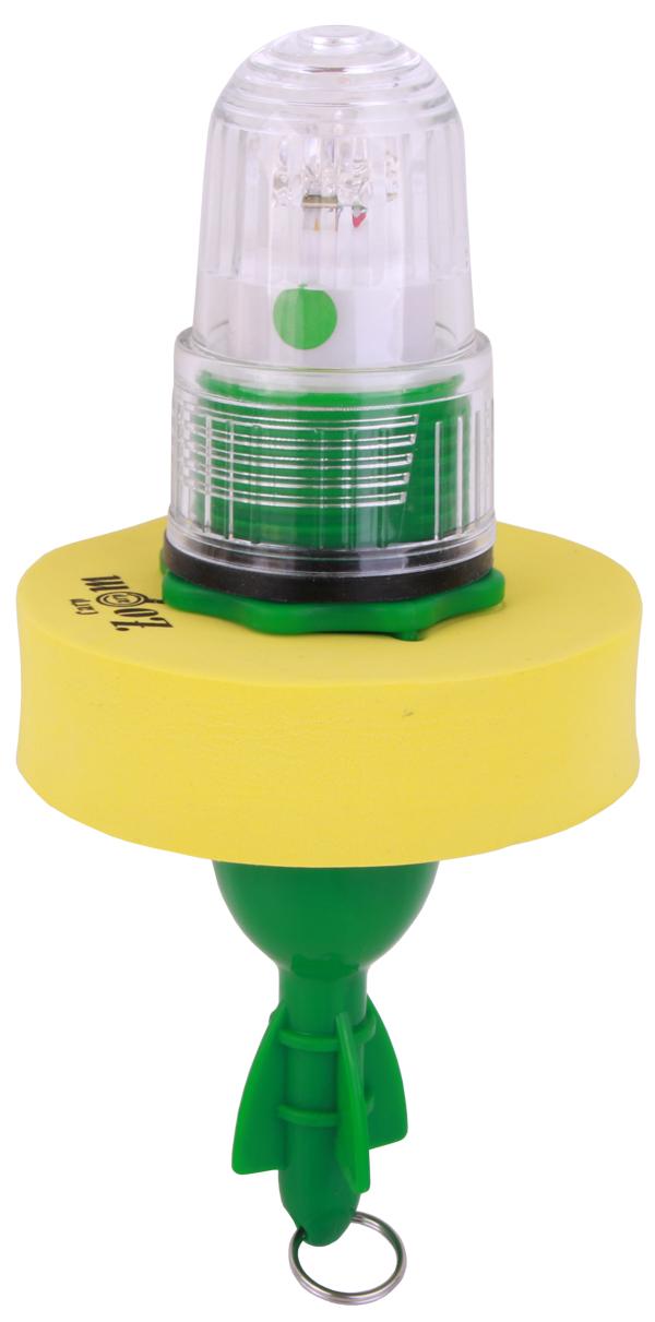 Carp Zoom Floating Marker Light (keuze uit 3 opties) - Green
