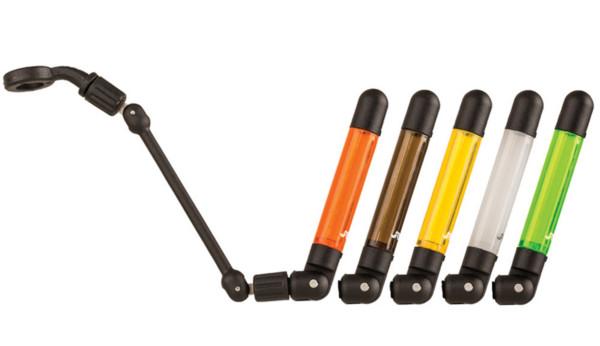 JRC Kurve Slim Indicators (keuze uit 3 opties) - Black Neon