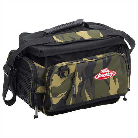 Berkley Camo Shoulder Bag