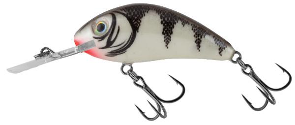 Salmo Rattlin Hornet 4,5cm, USA kleuren! (keuze uit 4 opties) - White Perch