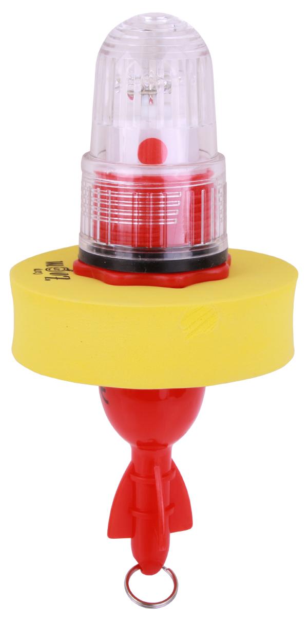 Carp Zoom Floating Marker Light (keuze uit 3 opties) - Red
