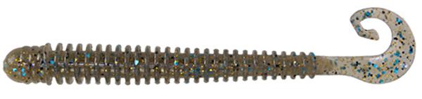 "Reins G-Tail Saturn 4"", 12 stuks (keuze uit 10 kleuren) - Blue Gill"