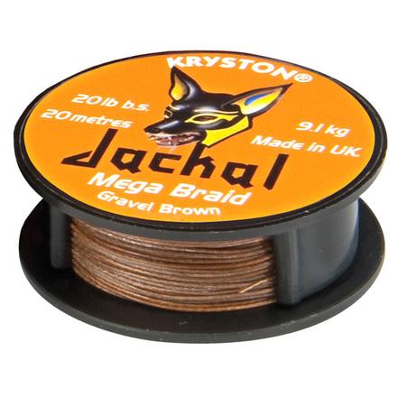 Kryston Jackal Mega Braid Hooklink (keuze uit 6 opties)