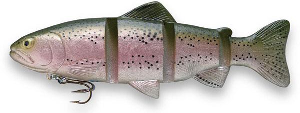 "Castaic Catch22 10"" Trout (keuze uit 4 opties) - Rainbow"