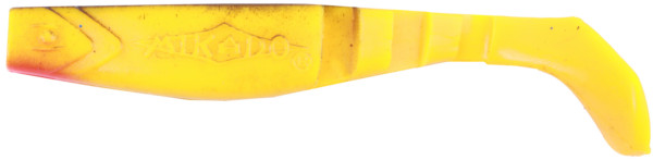 Mikado Fishunter 10.5cm, met toegevoegde geurstof (keuze uit 13 opties) - Yellow Black Back