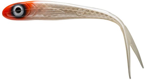 Abu Garcia Svartzonker McWalleye 25cm, 2 stuks (keuze uit 8 opties) - RH/Pearl