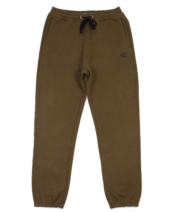 Wofte Khaki D-Lo Joggers (Keuze uit 3 opties)