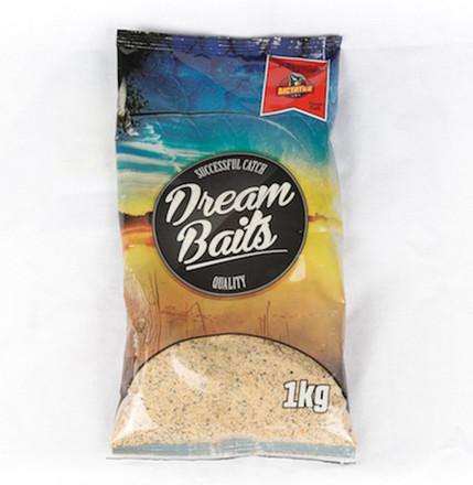 Dream Baits Dictator Bagmix 1kg - perfect inzetbaar in stick-, method- en grondvoermixen