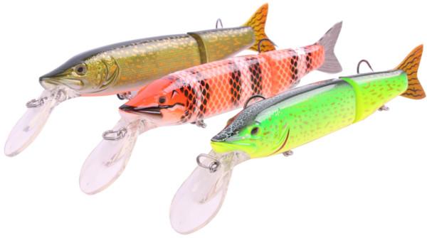 Spro Kaminari Pike SL (keuze uit 10 opties)