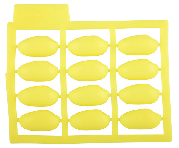 Strategy Pop-up Peanuts (keuze uit 5 opties) - Yellow