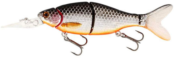 Ricky The Roach 8cm HL/MJ (keuze uit 2 opties) - Steel Sardine
