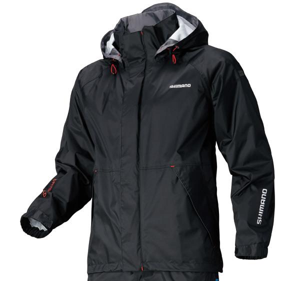 Shimano DS Basic Jacket (beschikbaar in maat M t/m XXXL) - Black