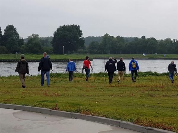 Cursus snoekbaarsvissen vanaf de kant met kunstaas, zaterdag 2 maart - Het praktijkgedeelte speelt zich af aan het Amsterdam-Rijnkanaal