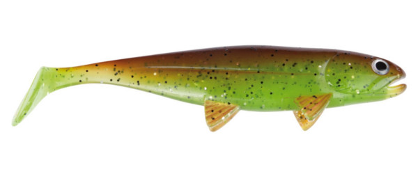 Jackson The Fish 15cm, 2 stuks! (keuze uit 10 opties) - Hot Pumpkin