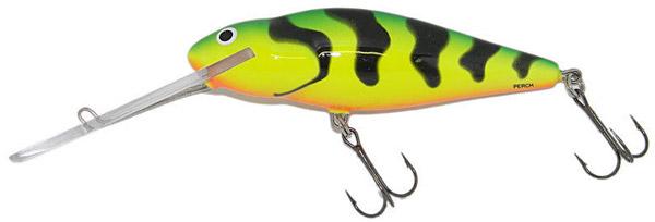Salmo Perch SDR 14cm (keuze uit 4 opties) - Green Tiger (GRT)