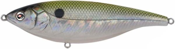 Sébile Stick Shad S (keuze uit 4 opties) - Holo Green