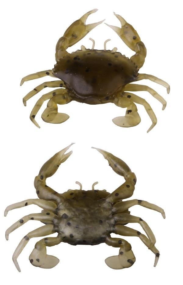 Savage Gear LB 3D Manic Crab (keuze uit 9 opties) - Tan Crab