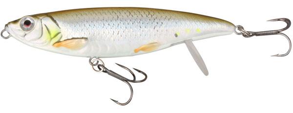 Savage Gear 3D Backlip Herring 13,5cm (keuze uit 5 opties) - Green Silver