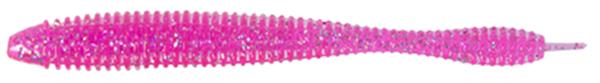 """Reins Bubring Shaker 4"""" (keuze uit 5 kleuren) - Pink Silver"""