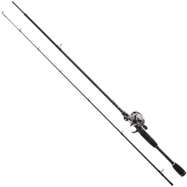 Abu Garcia Silver Max Low Profile Combo 2.00m 15-45gr