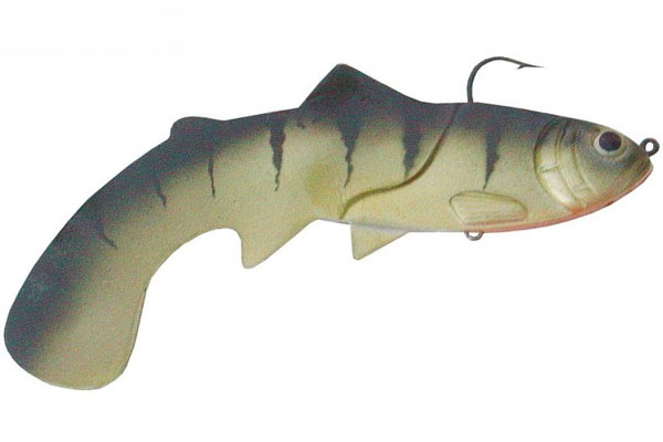 "Castaic Kicker 6"" of 8"" (keuze uit 7 opties) - Perch"