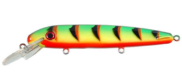 ERC Double D (keuze uit 2 opties) - Fire Tiger