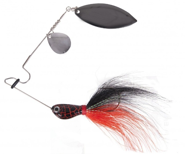 Iron Claw Dizzy Flex Spinnerbait (keuze uit 4 opties) - BO