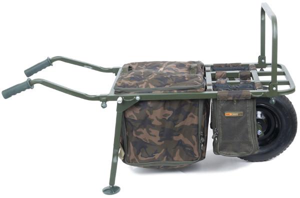 Fox FX Explorer Barrow + Camolite Barrow Bag + 2x Mesh Bags + 2x Bag straps