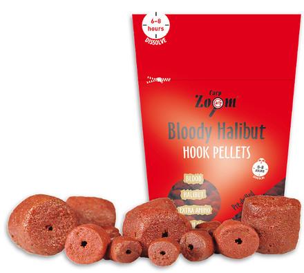 Carp Zoom Strawberry Halibut Hook Pellets 150g (keuze uit 3 opties)