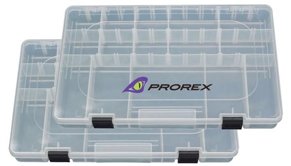Daiwa Prorex Schoudertas + Tackleboxen (keuze uit 2 opties) - Prorex Shoulder Bag