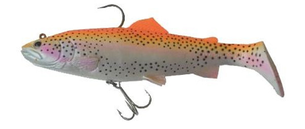 Savage Gear 3D Trout Rattle Shad 27,5cm (7 Opties) - Golden Albino Rainbow