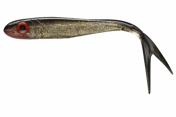 Abu Garcia Svartzonker McWalleye 25cm, 2 stuks (keuze uit 8 opties) - Natural
