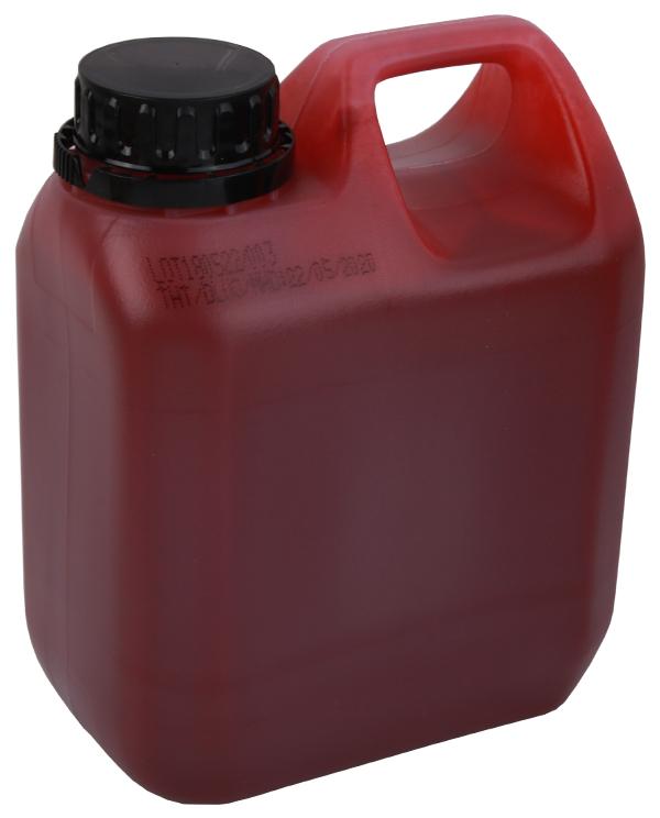 1 Liter Booster Liquid (keuze uit 7 smaken) - Robin Red