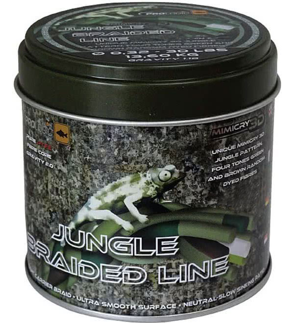 Prologic Mimicry Jungle Braided Line 1200m 40lbs