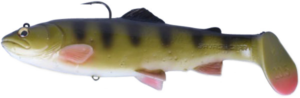 Savage Gear 3D Trout Rattle Shad 27,5cm (keuze uit 6 opties) - Perch