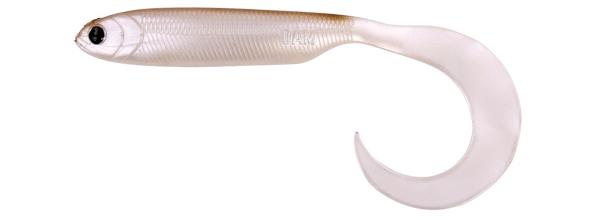Effzett Grub 110mm, 6 stuks! (keuze uit 8 opties) - Common Bleak