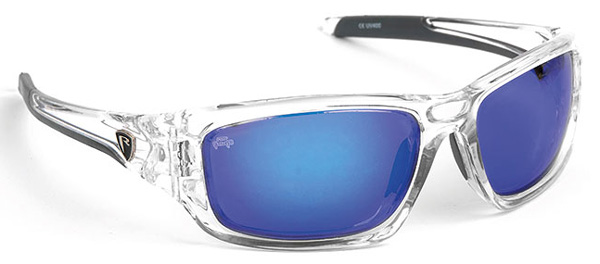 Fox Rage Eyewear (keuze uit 3 opties) - Fox Rage Sunglasses Trans / Mirror Blue