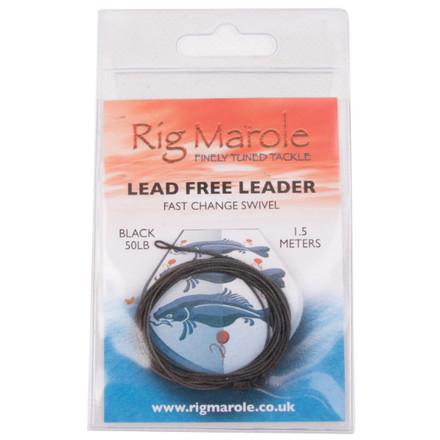 Rig Marole Lead Free Leaders (keuze uit 11 opties)