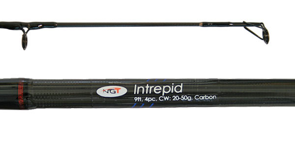 NGT Intrepid Allround carbon reishengel