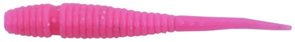 Quantum Magic Trout Worm Tail 45mm, 15 stuks (keuze uit 5 opties) - Pink