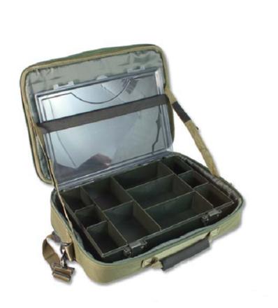 NGT Tacklebag met bijpassende Tacklebox