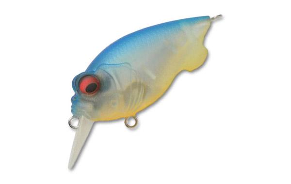 Megabass Baby Griffon Trout (keuze uit 7 opties) - NC Frozen Blue Back