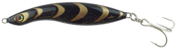 Salmo Wave 7cm, Black Gold!